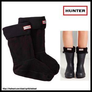 ⭐️⭐️ HUNTER ORIGINAL SHORT CUFFED WELLY BOOT SOCKS